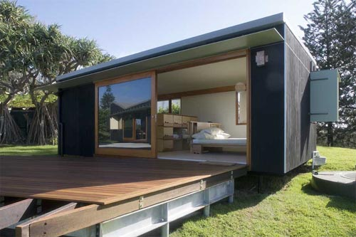 container house extension